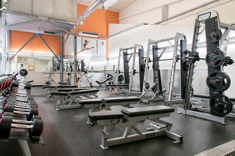 Cmg Sports Club One Montparnasse Gymlib