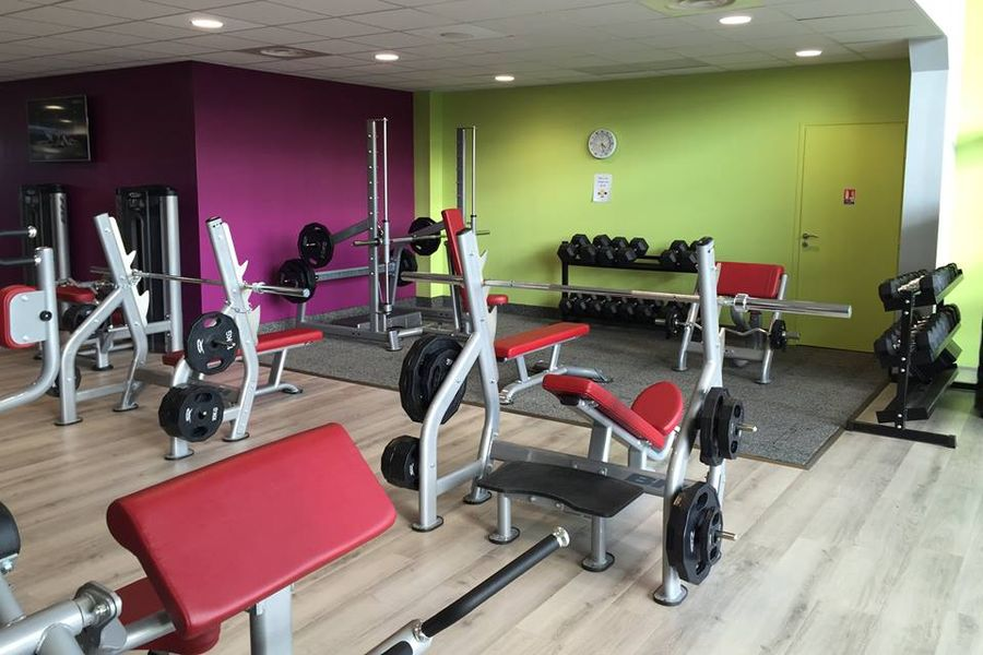 Fitness Club Concept Brumath Gymlib