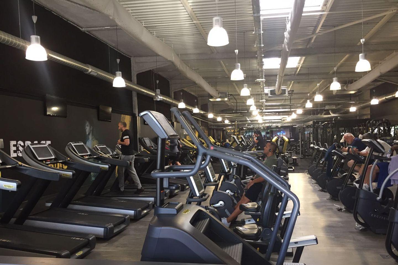 Fitness Park Les Ulis - Gymlib