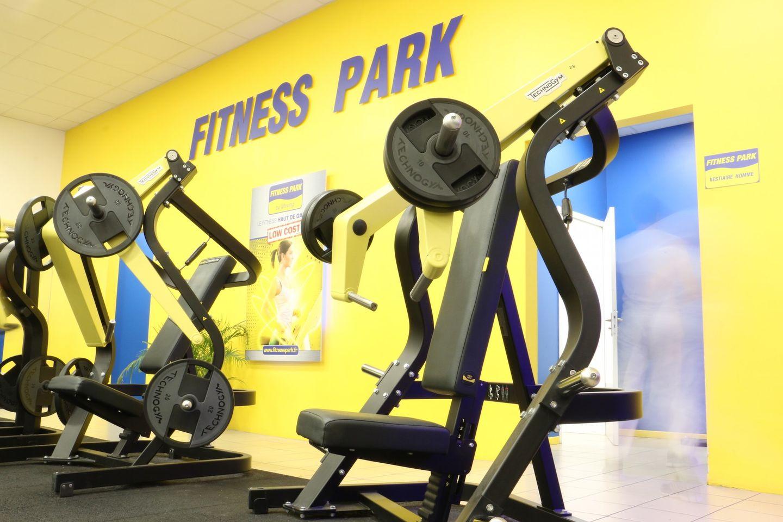Fitness Park Meylan Gymlib