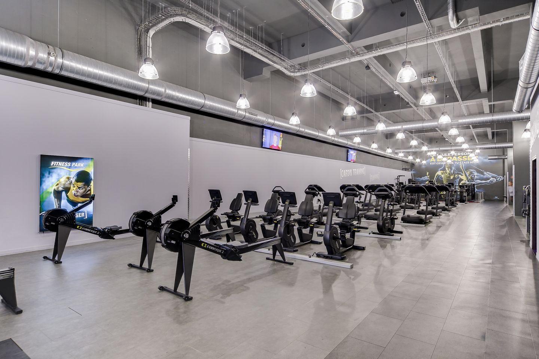 Fitness Park Pantin Gymlib