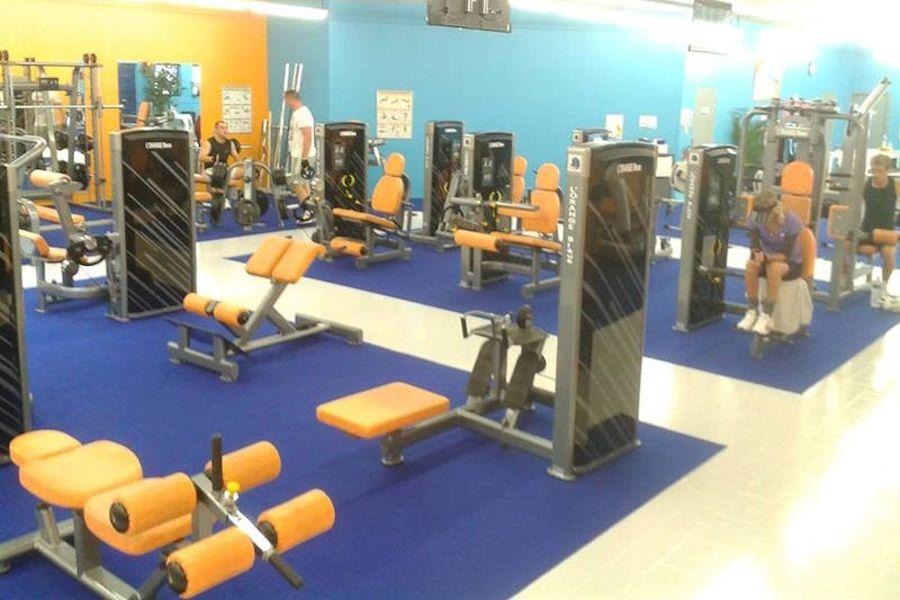 L Orange Bleue Barentin Gymlib
