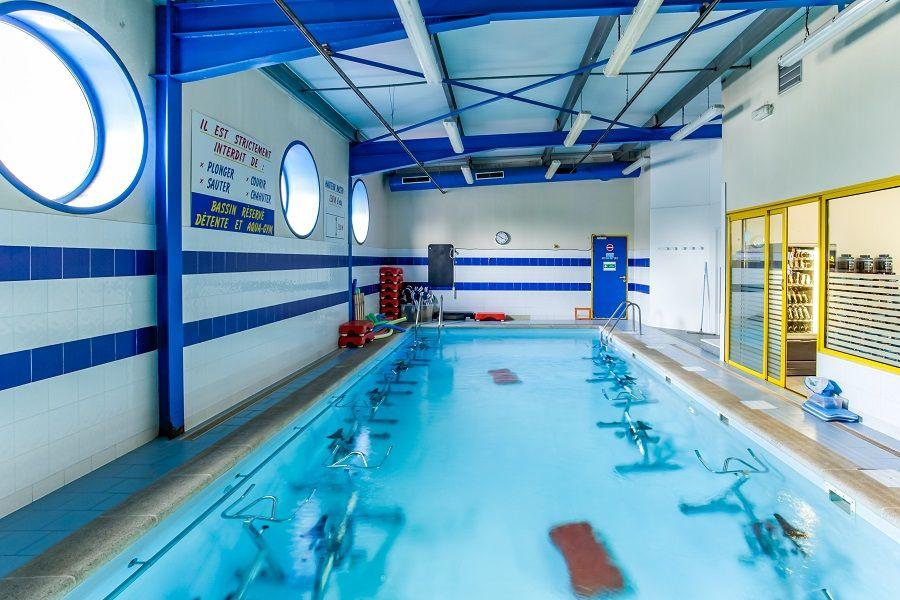 training club aquabike grenoble - gymlib